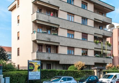 Lotto 1 - Appartamento con autorimesse