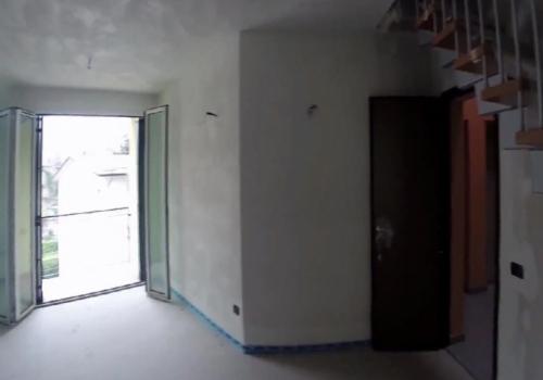 Appartamento con autorimessa Lotto C6 sub 778+717